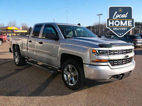 2017 Chevrolet Silverado 1500 for sale at West Side Service in Auburndale WI