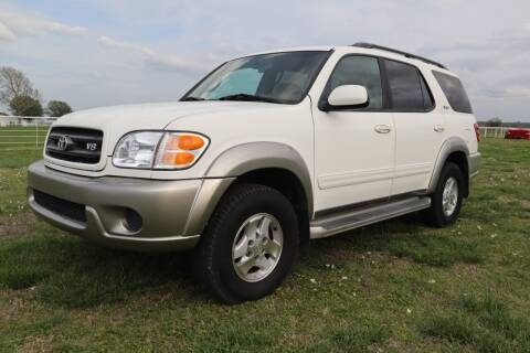2003 Toyota Sequoia for sale at Liberty Truck Sales in Mounds OK