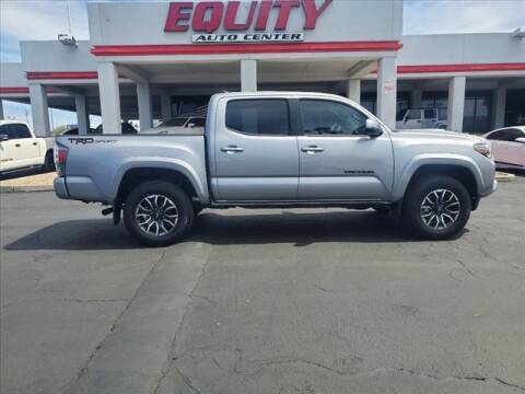 2021 Toyota Tacoma for sale at EQUITY AUTO CENTER in Phoenix AZ