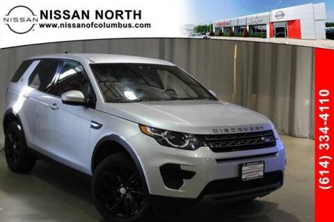 2016 Land Rover Discovery Sport for sale at Auto Center of Columbus in Columbus OH