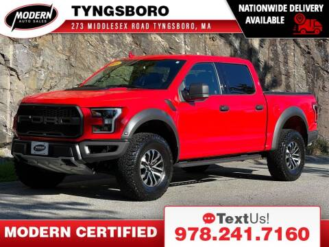 2020 Ford F-150 for sale at Modern Auto Sales in Tyngsboro MA
