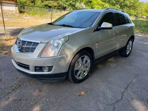2010 Cadillac SRX for sale at GEORGIA AUTO DEALER, LLC in Buford GA