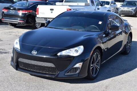 2014 Scion FR-S for sale at BOB ROHRMAN FORT WAYNE TOYOTA in Fort Wayne IN