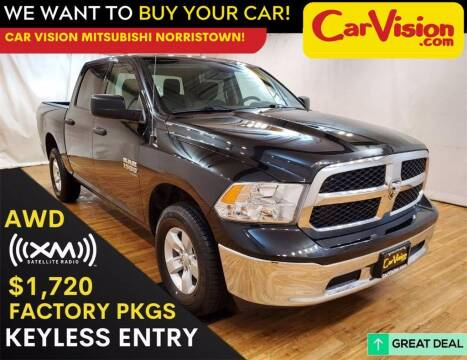 2019 RAM Ram Pickup 1500 Classic for sale at Car Vision Mitsubishi Norristown in Trooper PA