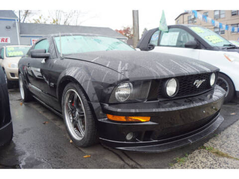 2007 Ford Mustang for sale at M & R Auto Sales INC. in North Plainfield NJ