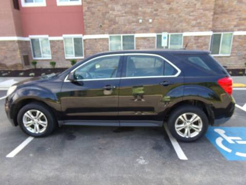 2011 Chevrolet Equinox for sale at West End Auto Sales LLC in Richmond VA