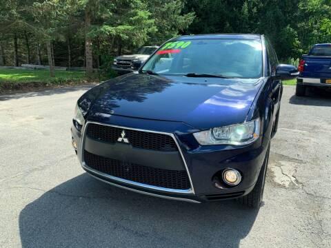 2012 Mitsubishi Outlander for sale at SMS Motorsports LLC in Cortland NY