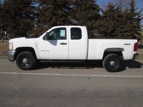 2013 Chevrolet Silverado 2500HD for sale at Joe's Motor Company in Hazard NE