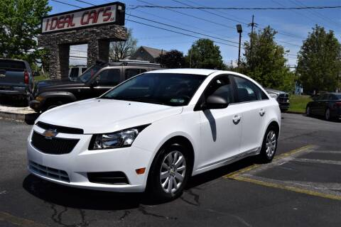 2011 Chevrolet Cruze for sale at I-DEAL CARS in Camp Hill PA