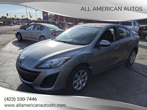 2010 Mazda MAZDA3 for sale at All American Autos in Kingsport TN
