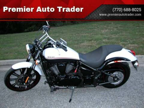 2013 Kawasaki Vulcan 900 Custom for sale at Premier Auto Trader in Alpharetta GA
