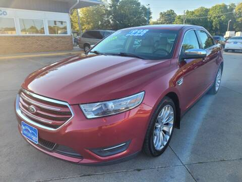 2013 Ford Taurus for sale at Liberty Car Company in Waterloo IA
