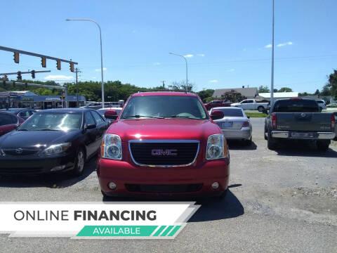 2013 GMC Yukon XL for sale at Marino's Auto Sales in Laurel DE