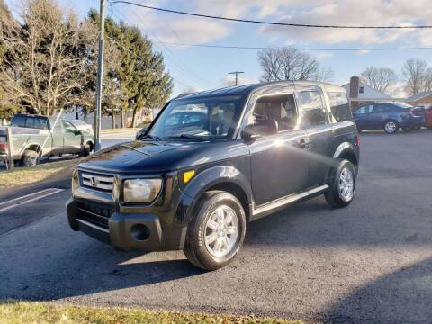 2007 Honda Element for sale at Hackler & Son Used Cars in Red Lion PA