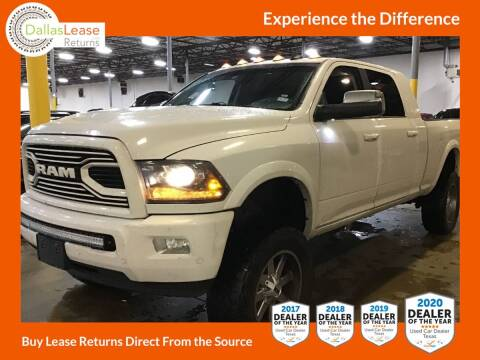 2018 RAM Ram Pickup 2500 for sale at Dallas Auto Finance in Dallas TX