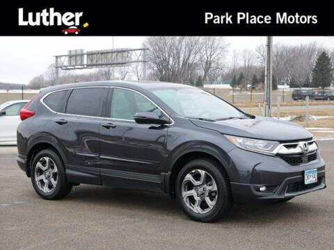2019 Honda CR-V for sale at Park Place Motor Cars in Rochester MN
