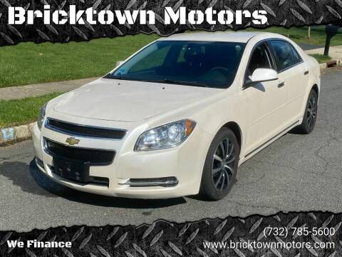 2012 Chevrolet Malibu for sale at Bricktown Motors in Brick NJ
