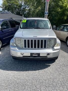 2008 Jeep Liberty for sale at Certified Motors in Bear DE