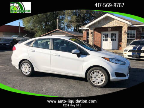 2014 Ford Fiesta for sale at Auto Liquidation in Springfield MO