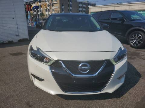 2018 Nissan Maxima for sale at OFIER AUTO SALES in Freeport NY