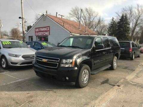 2012 Chevrolet Suburban for sale at Mastro Motors in Garden City MI