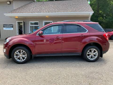 2017 Chevrolet Equinox for sale at SS AUTO PRO'S in Otsego MI