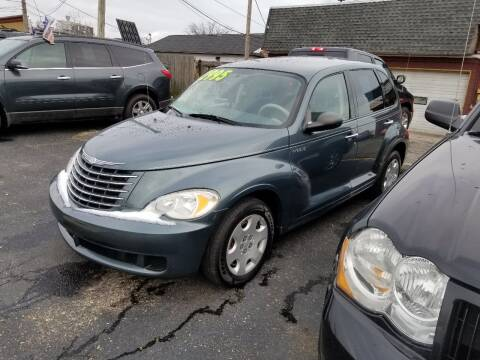 2006 Chrysler PT Cruiser for sale at DALE'S AUTO INC in Mt Clemens MI