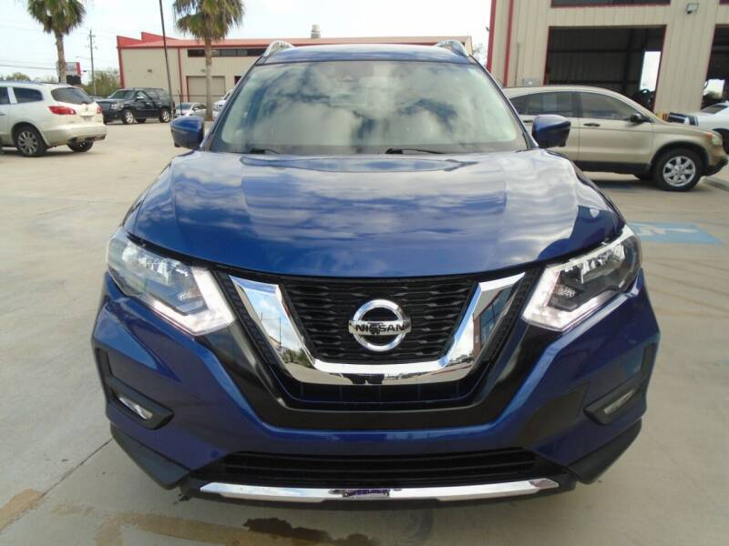 2018 Nissan Rogue AWD SL 4dr Crossover - Houston TX