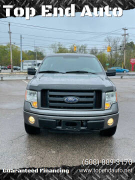 2010 Ford F-150 for sale at Top End Auto in North Atteboro MA