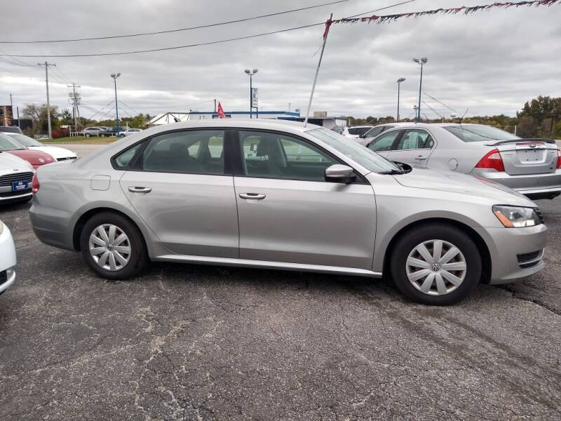 2013 Volkswagen Passat for sale at Savior Auto in Independence MO