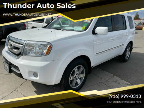 2011 Honda Pilot for sale at Thunder Auto Sales in Sacramento CA