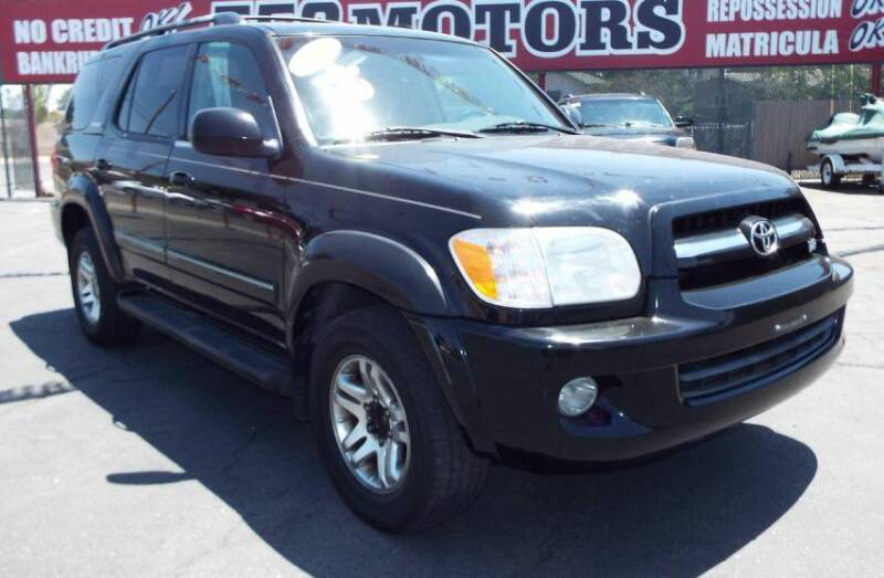 2005 Toyota Sequoia for sale at 559 Motors in Fresno CA