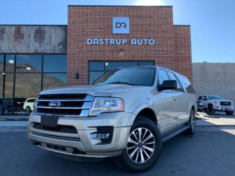 2017 Ford Expedition EL for sale at Dastrup Auto in Lindon UT