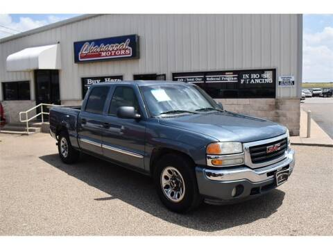 2006 GMC Sierra 1500 for sale at Chaparral Motors in Lubbock TX
