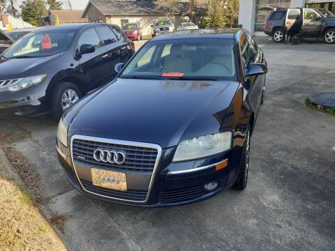 2007 Audi A8 for sale at PIRATE AUTO SALES in Greenville NC