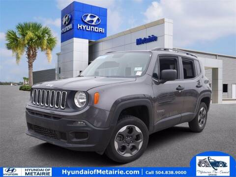 2018 Jeep Renegade for sale at Metairie Preowned Superstore in Metairie LA