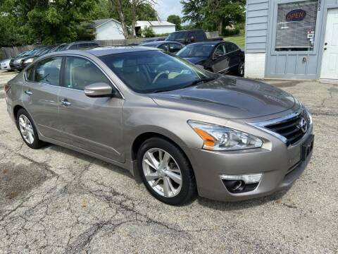2014 Nissan Altima for sale at Stiener Automotive Group in Galloway OH
