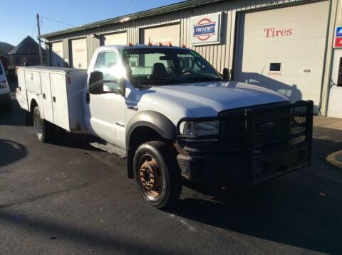 2007 Ford F-550 Super Duty for sale at TRI-STATE AUTO OUTLET CORP in Hokah MN