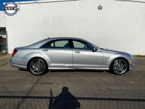 2013 Mercedes-Benz S-Class for sale at Smart Chevrolet in Madison NC