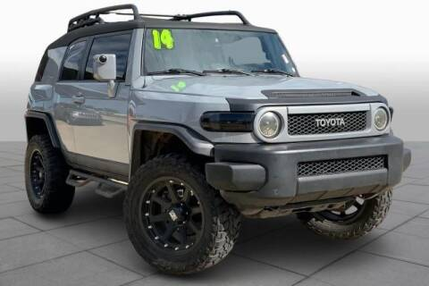 2014 Toyota FJ Cruiser for sale at CU Carfinders in Norcross GA