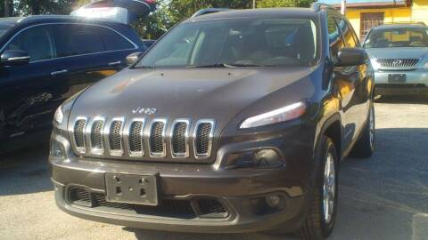 2016 Jeep Cherokee for sale at Global Vehicles,Inc in Irving TX