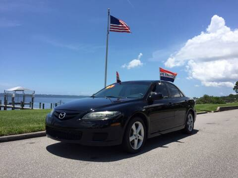 2007 Mazda MAZDA6 for sale at Cars Plus in Sarasota FL
