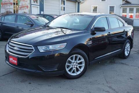 2013 Ford Taurus for sale at Cass Auto Sales Inc in Joliet IL