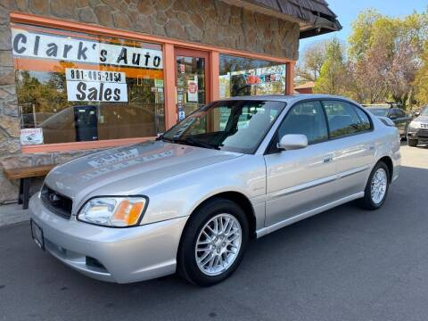 2004 Subaru Legacy for sale at Clarks Auto Sales in Salt Lake City UT