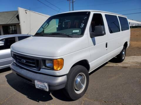 2006 Ford E-Series Wagon for sale at The Auto Barn in Sacramento CA
