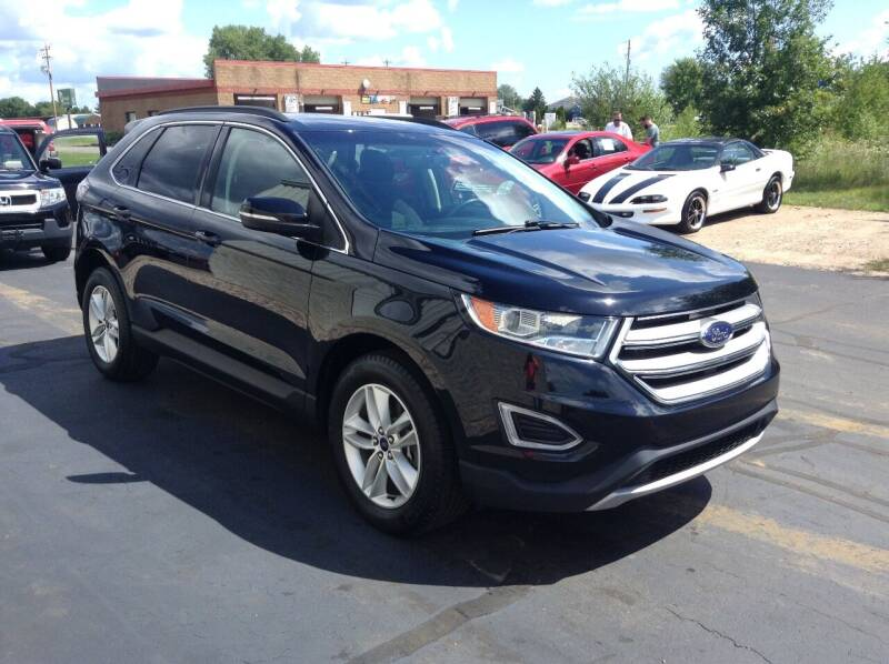 2016 Ford Edge for sale at Bruns & Sons Auto in Plover WI