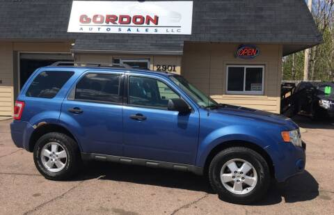 2009 Ford Escape for sale at Gordon Auto Sales LLC in Sioux City IA