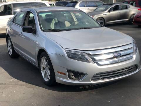 2012 Ford Fusion for sale at ALHAMADANI AUTO SALES in Spanaway WA