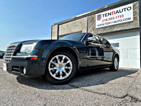 2008 Chrysler 300 for sale at Ten 11 Auto LLC in Dilworth MN
