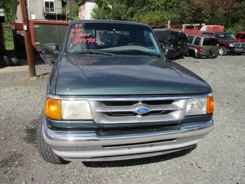 1995 Ford Ranger for sale at FERNWOOD AUTO SALES in Nicholson PA